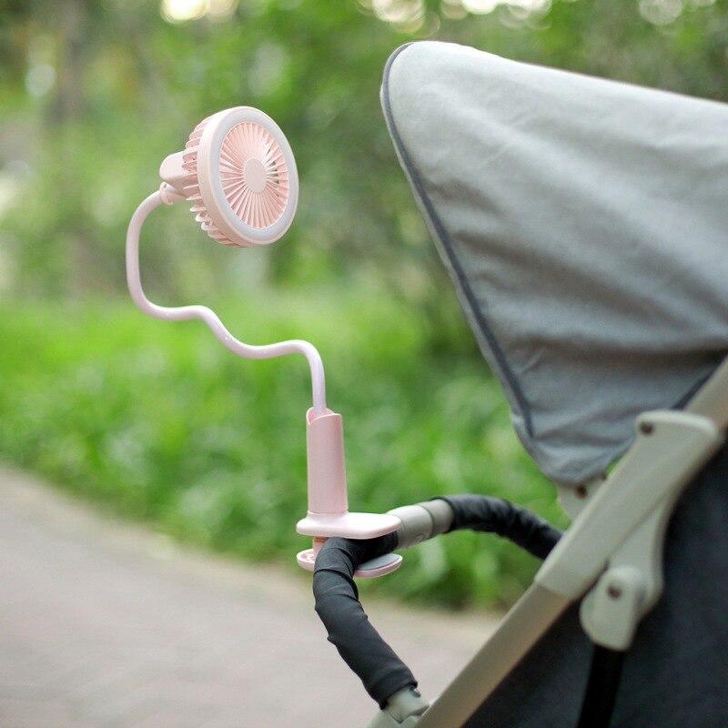 Sammlung Hier Tragbare Mini Clip-auf Fan Wiederaufladbare Usb Flexible Biegsamen Persönliche Lüfter Für Home Dorm Büro Laptop Im Freien Reise Angenehm Im Nachgeschmack