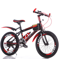 Mountain bike 20 inch boys and girls cycling bicycle 8 10 11 year old pupil mountain bike student car