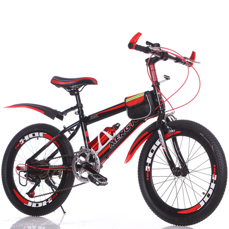 Mountain Bike 20 Inch Boys And Girls Cycling Bicycle 8-10-11 Year Old Pupil Mountain Bike Student Car