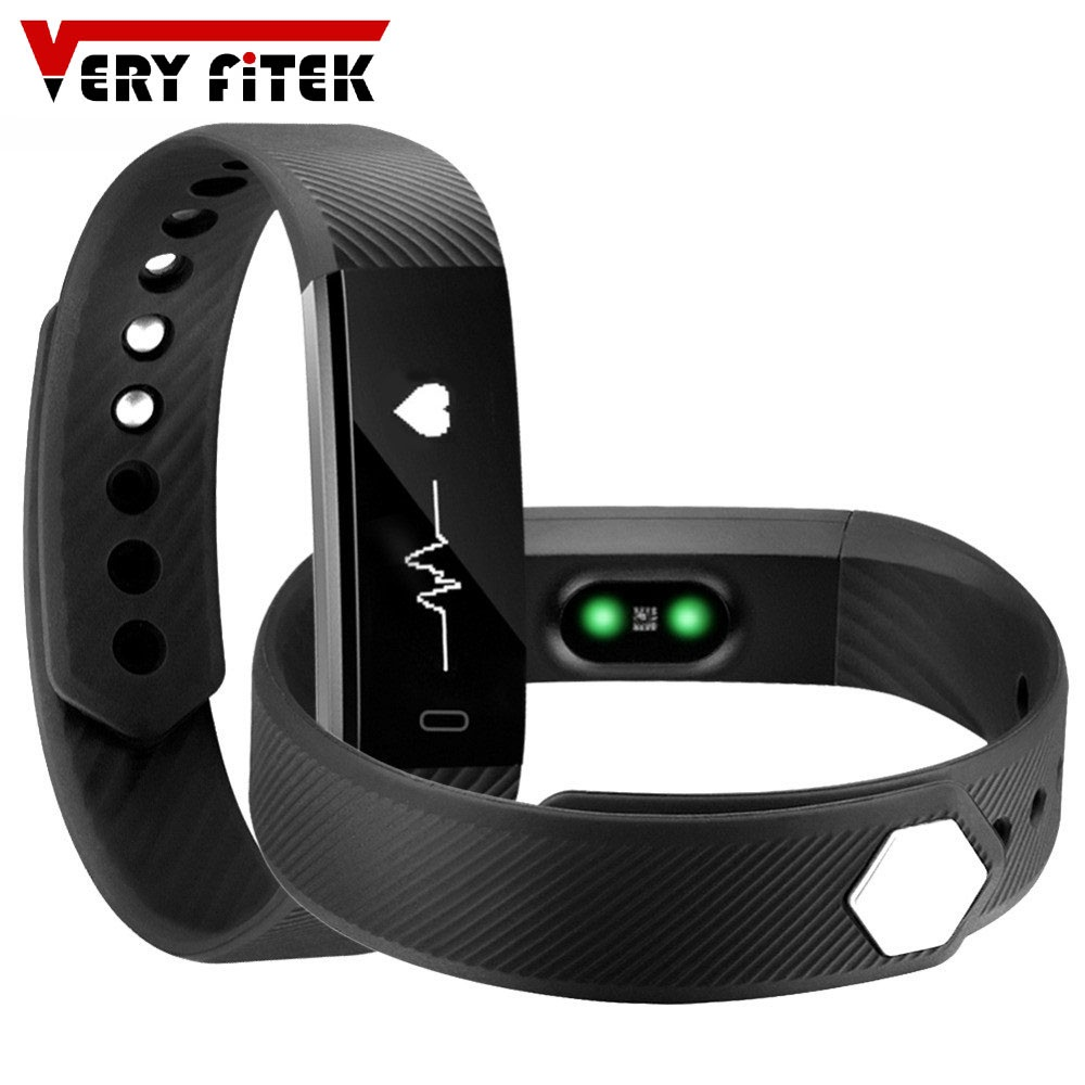 TK47HR Bluetooth 4.0 Heart Rate Monitor Fitness Smart Wristband Activity Tracker Inteligente Bracelet for iOS Android PK fitbits
