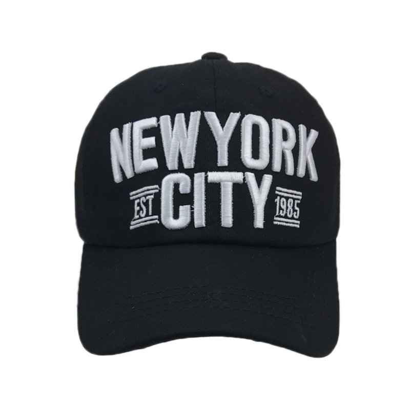 7d2e632e6ea Aliexpress.com   Buy Embroidery New York City Baseball Cap Men Cotton Dad  Hats Women Snapback Hat Curved Ball Cap USA Distressed Vintage CAPS YY17184  from ...