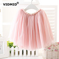 VIDMID 2017 new Children Fluffy Pettiskirts Tutu Saias Baby Girls Skirts Princess Skirt Girls Dance Wear Party Clothes 3010 01