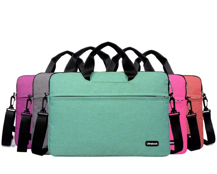 "Laptop Shoulder Bag Notebook Handle Pouch Nylon 13/""-17/"" Sling Case For Mac Acer"