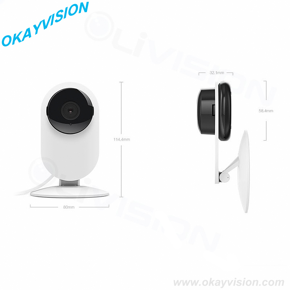 Wifi Wireless 720P P Camera With IR-CUT CCTV Security ONVIF P2P IP Camera Baby Monitor 128GB SD Card netcam Motion Detection hik ip camera ds 2cd4026fwd ap ultra low light 128gb onvif rj45 intrusion detection face detection recognition