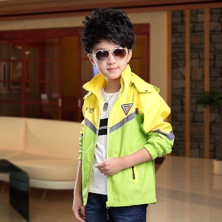 88d552d24 New fashion winter style children hooped coat kids anti wind and ...