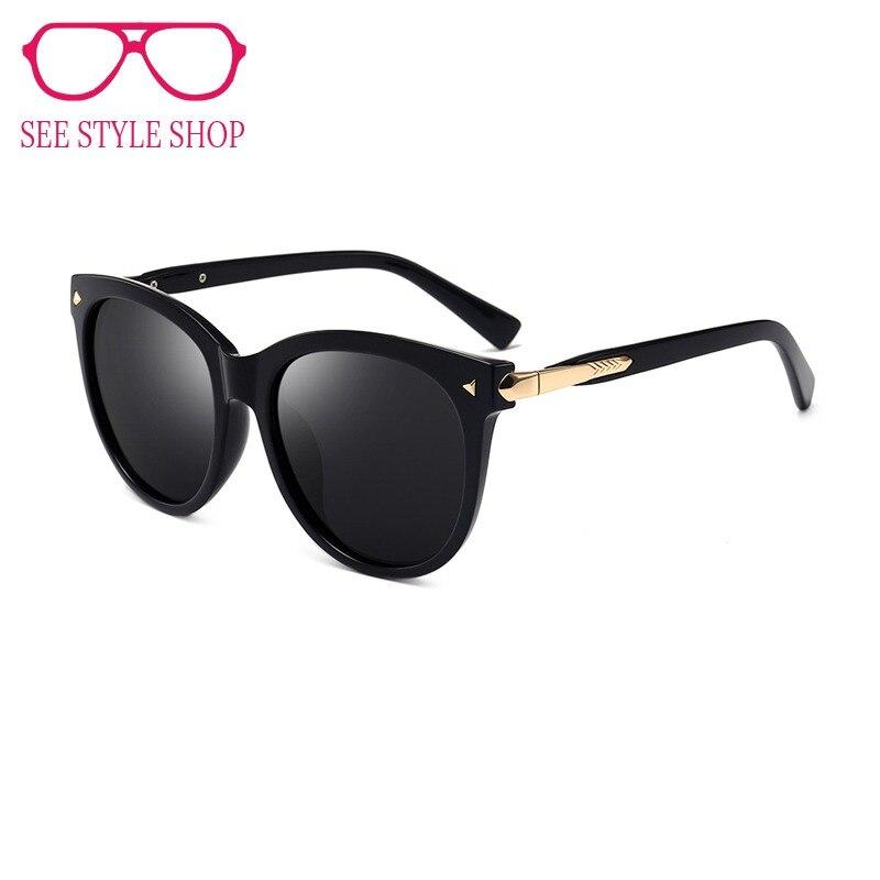 3b1f1912b0 BENZÈNE lunettes de soleil vintage Femmes Polarisées Femme lunettes de soleil  Dames Shades lunettes de conduite