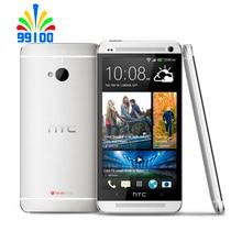 Htc original remodelado um m7 desbloqueado telefone móvel 4.7 touchtouchtouchscreen único/duplo sim quad-core 2gb ram + 32gb rom