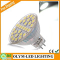 10Pcs 5W LED MR16 Light 220V Spot Lamp Warm White Energy Saving Spotlight 29 SMD 5050 MR16 GU5.3 LED Bulbs CE RoHS