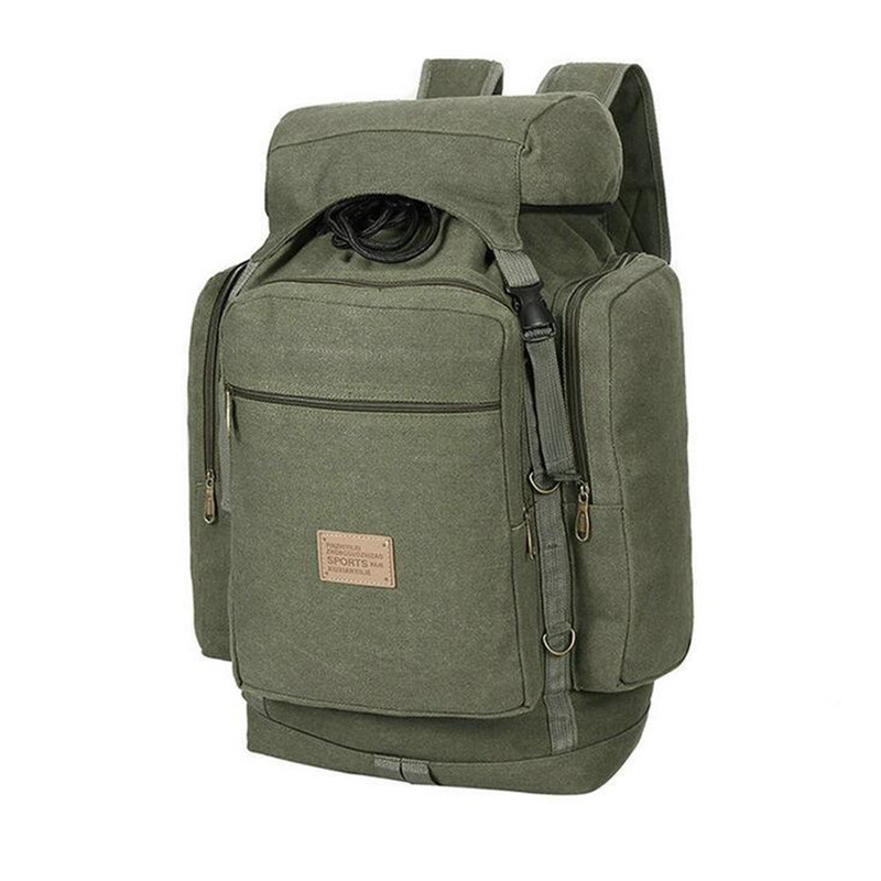 EVISPO 2016  Top Quolity Canvas Mens Chest Shoulder Bag Teenager Male Messenger Bags Casual Travel Military Bag Brand New
