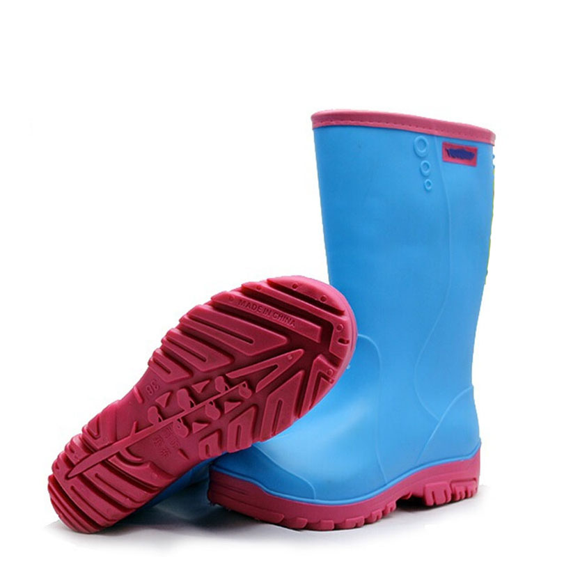 Free Shipping High Quality Fashion Mid calf Tall Plus Velvet Snow Rain  Boots Low Heels Waterproof Women Welly Boots Rainboots-in Mid-Calf Boots  from Shoes ... 146d877b7967
