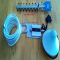 3g amplificador de señal móvil 3g repetidor de la señal, teléfono celular 3g 18dbi 3g yagi cable amplificador de señal con la exhibición del LCD juego completo