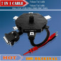 volcano 7 in 1 cable set  FOR   for volcano box+Free Shipping