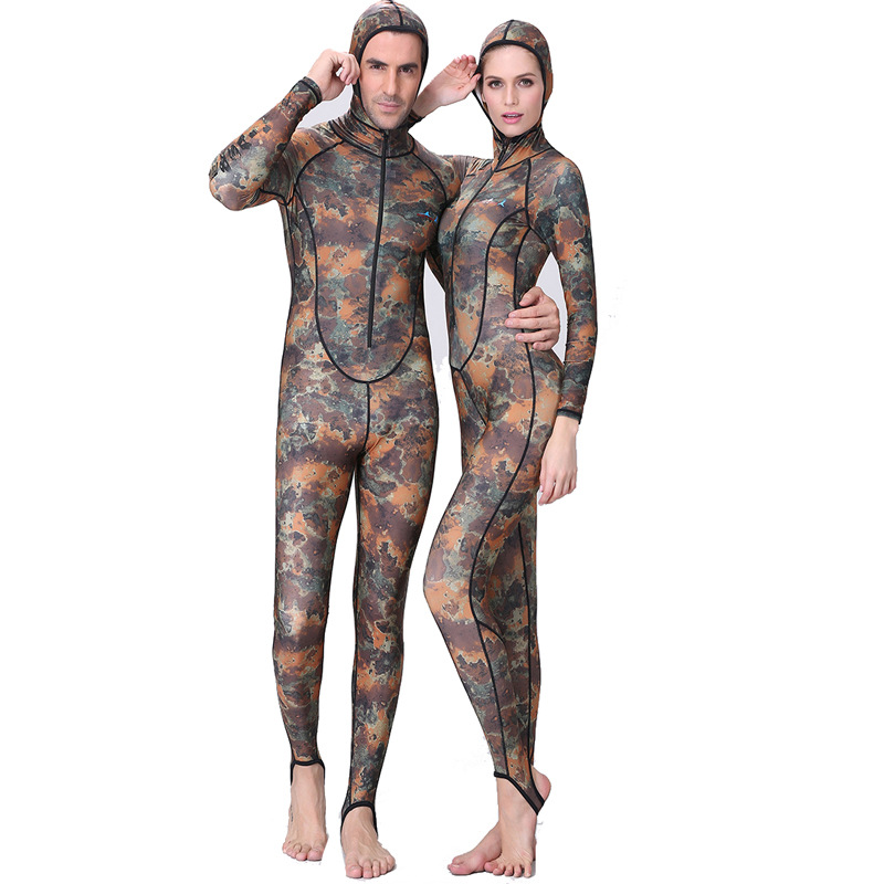 Spearfishing wetsuit for swimming wetsuits men surfing for Women s ice fishing suit