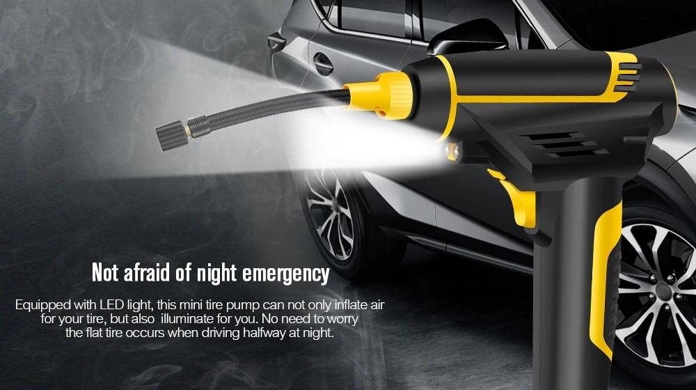 Car Air inflatable pump