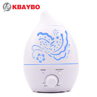 Air Humidifier 1300ml Aroma Essential Oil Diffuser LED Light Air Diffuser Air Purifier Aromatherapy Diffusers In