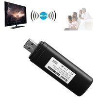 USB TV Wireless Wi Fi Adapter Wireless 802 11 Abgn Standard With Date Rate Up To