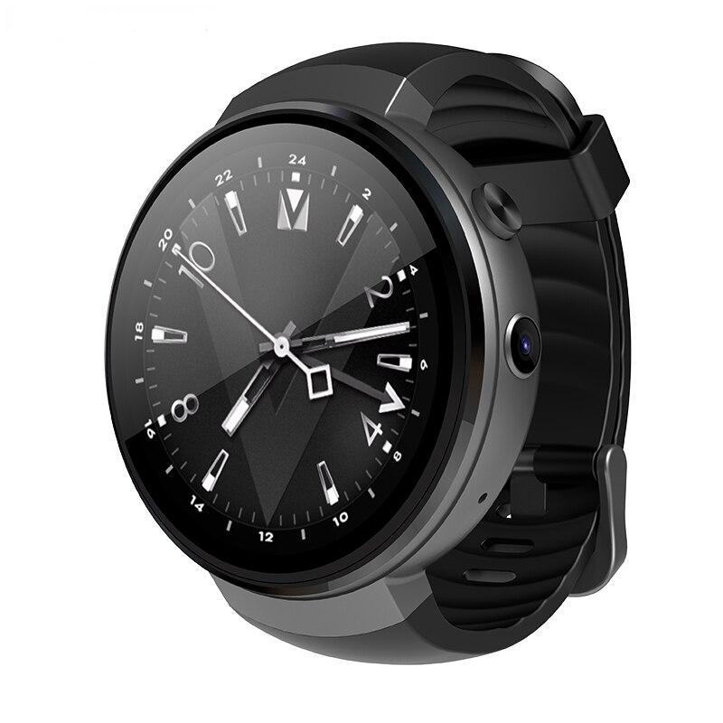 Z28 Смарт часы Android 7,0 Оперативная память 1 ГБ Встроенная память 16 ГБ Smartwatch gps Wi Fi нано сим карты 4 г для iPhone Smartwatch Для мужчин Носимых устройств