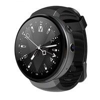 Z28 Смарт часы Android 7,0 Оперативная память 1 ГБ Встроенная память 16 ГБ Smartwatch gps Wi Fi нано сим карты 4G для iPhone Smartwatch Для мужчин Носимых устройств