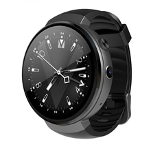 Z28 Smart Watch Android 7.0 RAM 1GB ROM 16GB Smartwatch GPS WiFi Nano SIM card 4G for iPhone Smartwatch Men Wearable Devices