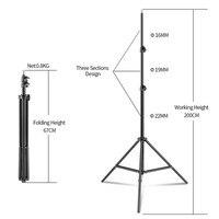 SH софтбокс для фотосъемки, светильник, набор для фотостудии, светильник для непрерывной съемки, лампа, мягкая коробка с Цоколь E27, аксессуары 3