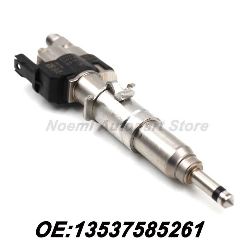 YAOPEI Brand New Original FUEL INJECTOR For BMW F01 E60 E82 E90 Z4 X5 X6 OEM 13537585261 yaopei new fuel pump control module oem 652029760 for 2014 2015 gmc chevorlet silverado
