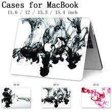 Hot 2019 na laptopa na notebooka MacBook rękawem skrzynki pokrywa tabletu torby dla MacBook Air Pro Retina 11 12 13 15 13.3 15.4 Cal Torba