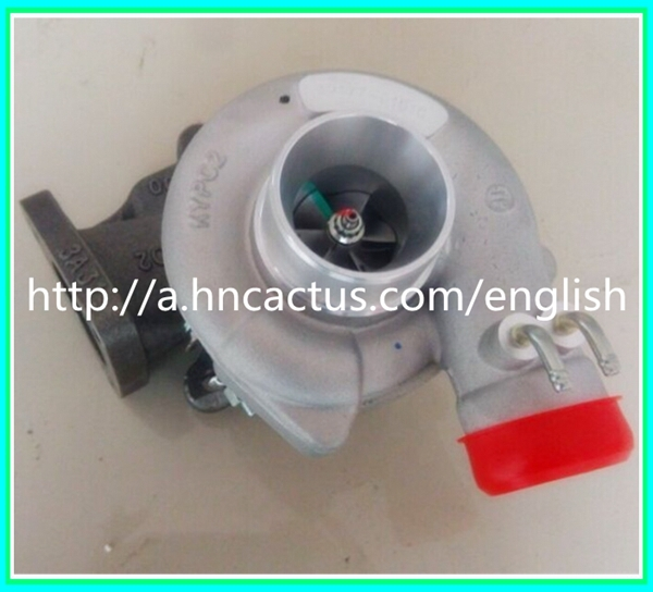 Turbocharger Used For: Electric 4D56 Engine TD04 Turbocharger 49177 01515 Used