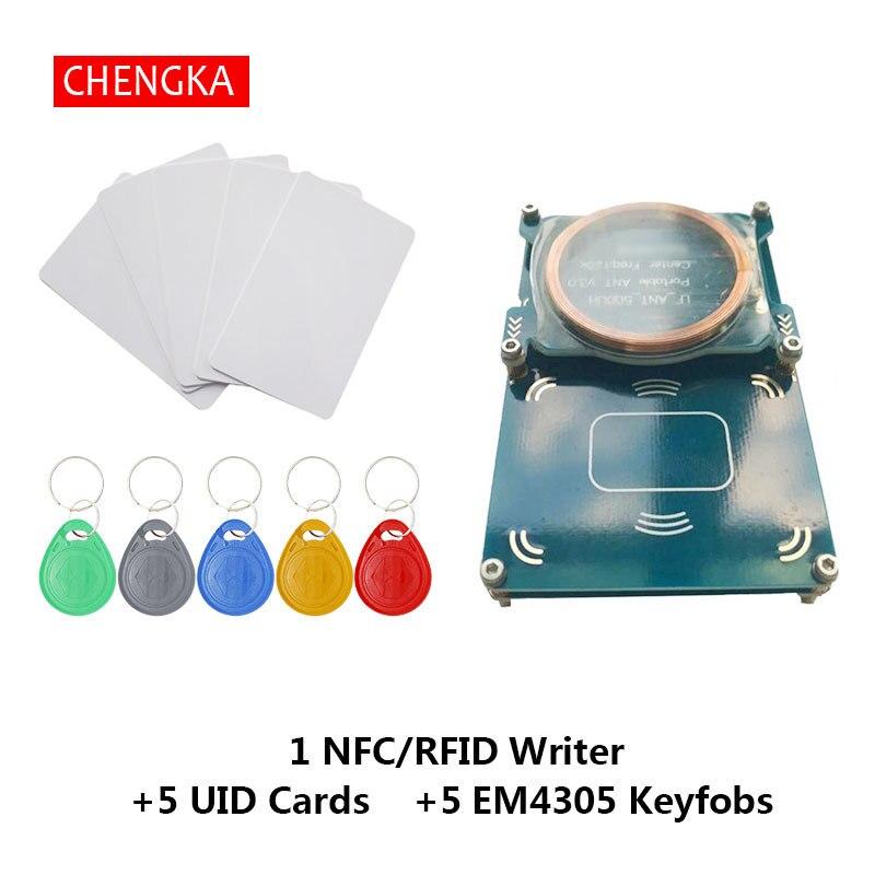 Proxmark3 Newest Version Proxmark3 Develop Suit 3 Kits Proxmark Nfc RFID Reader Copier Changeable Card Mfoc