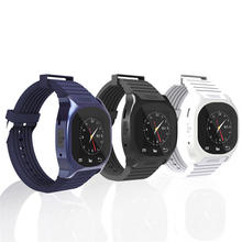 New BT 3.0 Original Android Sleep monitor Smart Watch With Sedentary message Reminder