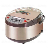 Ceramic rice cooker electric rice cooker ceramic pot smartpot lunch warmer home appliances for kitchen 5L soup container