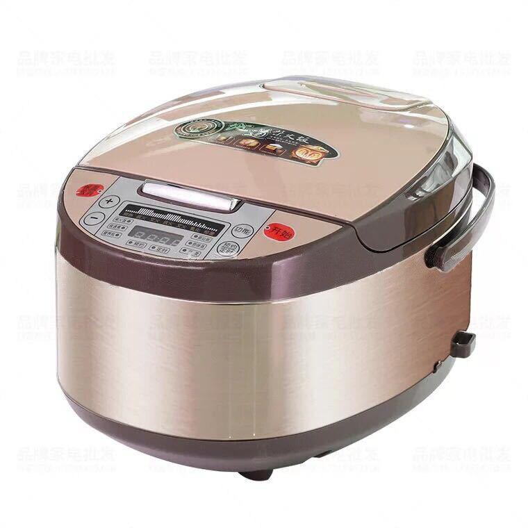 Cuiseur à riz en céramique cuiseur à riz électrique pot en céramique smartpot déjeuner plus chaud appareils ménagers pour cuisine 5L récipient à soupe