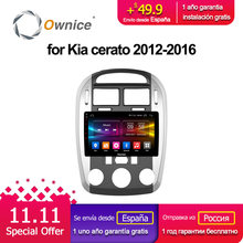 Ownice C500+ G10 Android 8.1 Car dvd Vedio player Octa 8 Core for Kia Cerato 2012 – 2016 GPS Radio 2G RAM 4G LTE DAB+ DVR TPMS