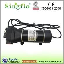 Водяной насос высокого давления Singflo FL-43 220 В AC 17L/мин высокая пропускная RV