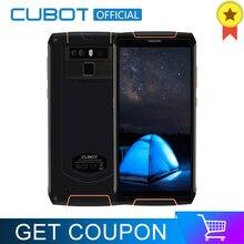 Cubot King Kong 3 IP68 Su Geçirmez Smartphone Android 8.1 4 GB 64 GB MT6763T Octa Çekirdekli Hücresel 5.5 ''18:9 6000 mAh Hızlı ...