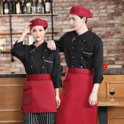 Одежда шеф-повара с коротким рукавом, одежда для кухни, одежда для работы в ресторане, большие размеры, мужская и женская одежда для