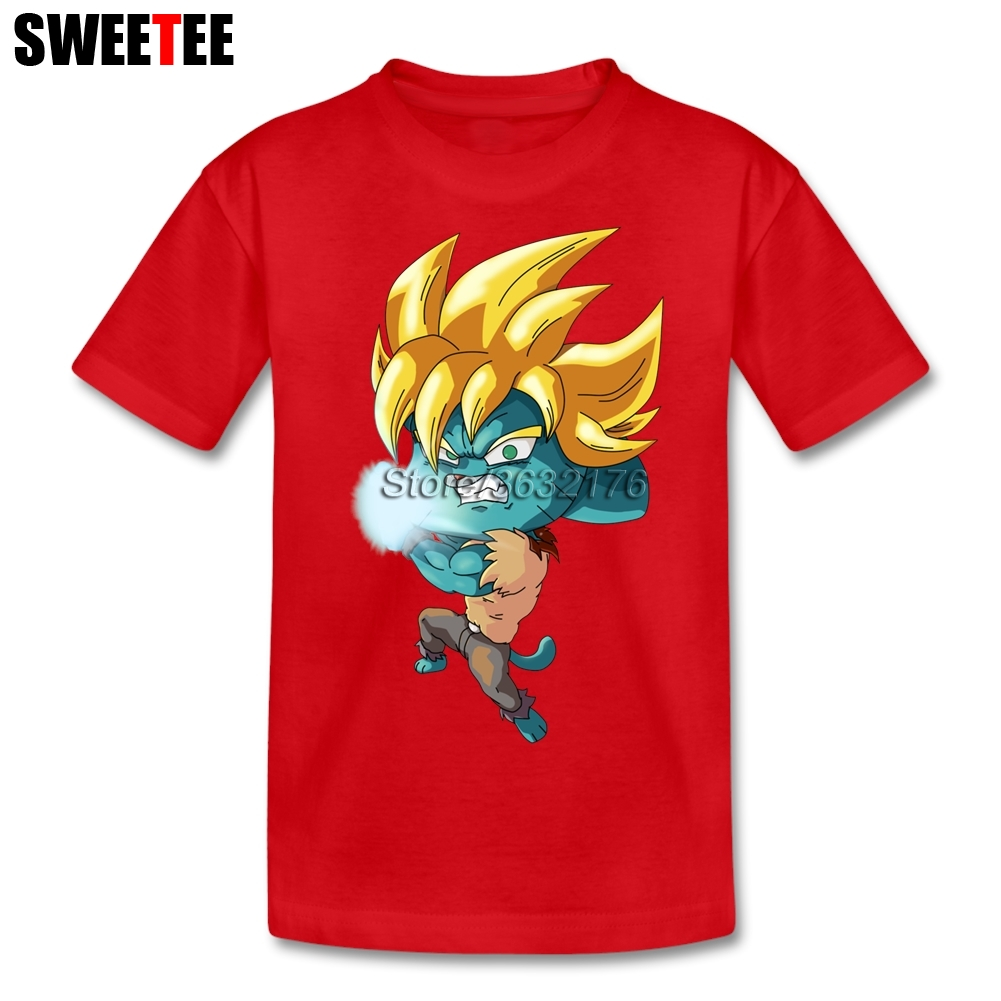 The Amazing World of Gumball Camisetas Kids 100% Cotton boys girls Short Sleeve T Shirts For Toddler Popular 4T-8T T-Shirt