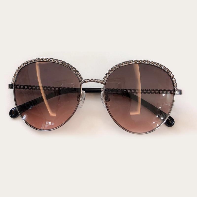 Hohe no 2019 no 5 Sol 3 Feminino Oval Für Mode 2 Polarisierte Sonnenbrille no Qualität 4 Frauen De 1 no no 6 Oculos No faqnYxdpw