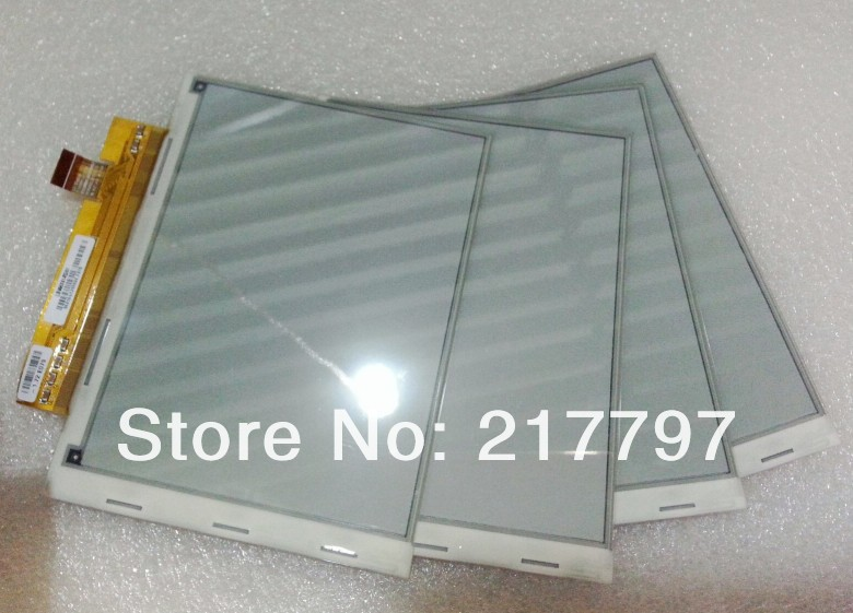 Shipping LB060X01-RD01 LB060X02-RD01EINK Factory Original Ink Screen For Digma S602  For Iriver Story HD Or Wexler Flex One Eboo