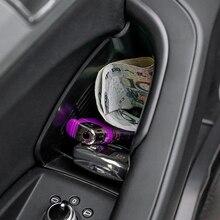 Автомобильный стиль, пластиковая ручка передней двери, контейнер, лоток, коробка для хранения, 2 шт., для Audi Q5, авто аксессуар