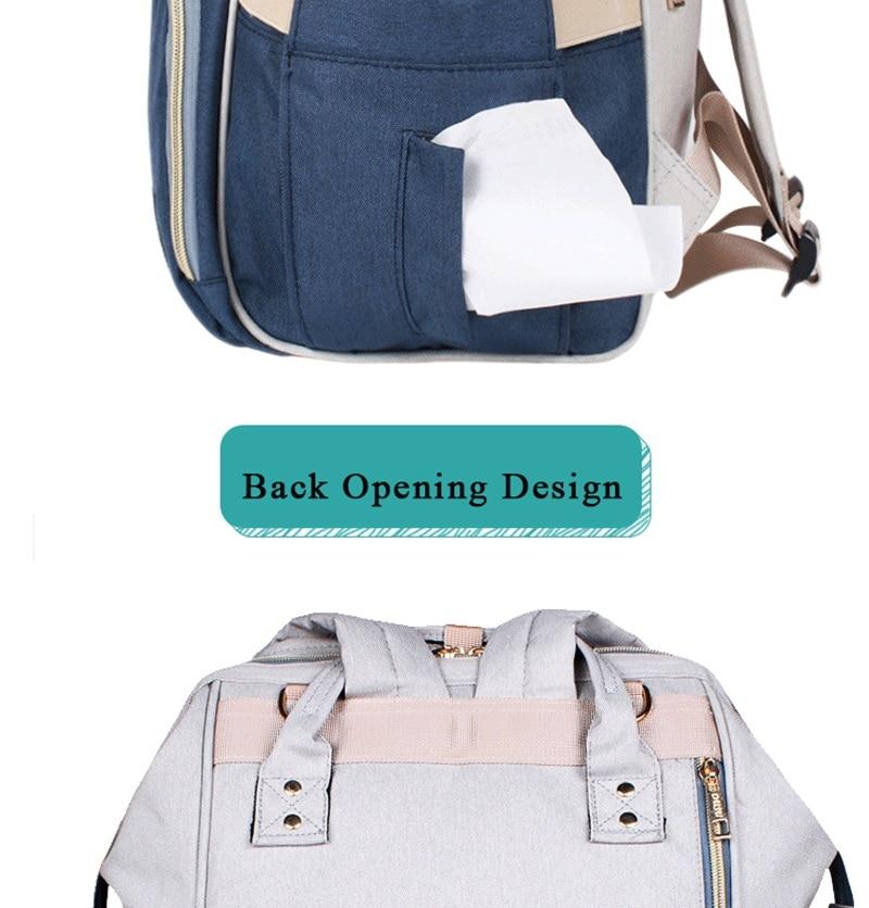 HTB1EhzRdwKG3KVjSZFLq6yMvXXaC Large Capacity Mommy Maternity Bag Diaper Nappy Bag Bolsa Maternida Printed Bebe Bag Travel Backpack Desiger Nursing Baby Care