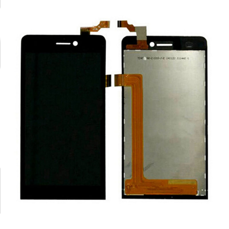 ФОТО For Archos 50 Helium 4G New Black Touch Screen Digitizer Glass Sensor+LCD Display Panel Screen Assembly Replacements