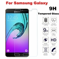 2.5D 9H Screen Protector Tempered Glass For Samsung Galaxy a3 a5 a7 j3 j5 j7 2015 2016 Screen Protector Cover Anti-Explosion