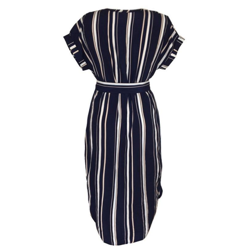 The design of GVN Rocks Women's Midi Geometric Boho Summer Dress