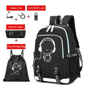 Kids Backpack School Waterproo