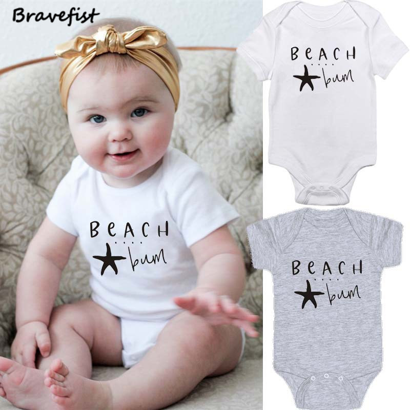 Summer Baby Bodysuits Newborn Jumpsuits Short Sleeve YOU GET THIS DADDY Letters Print Infant Boys Girls Clothes Clothing Outfits