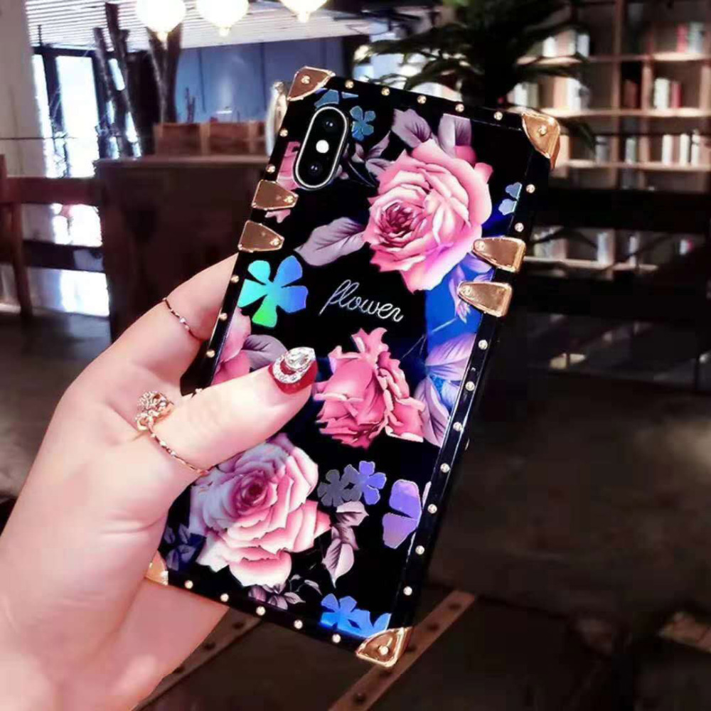 for iphone x xr new luxury fashion phone case