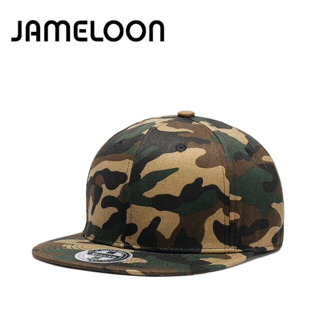 JAMELOON  Army Snapback hats Plain baseball cap hip hop cheap hats for men  women 01da9b61536