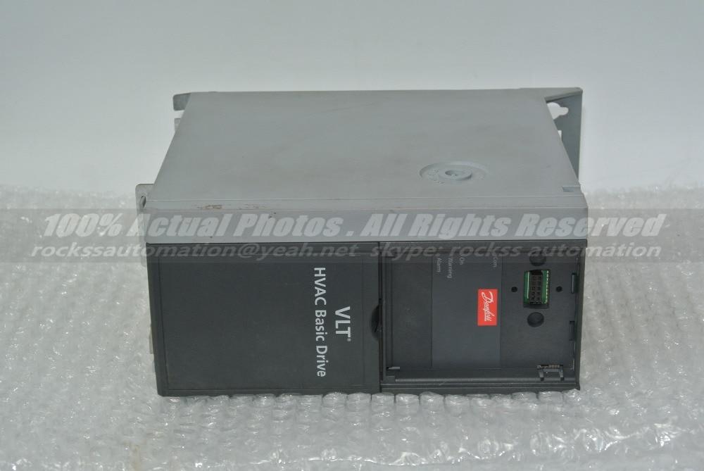FC-101P4K0T4E20H4XXC 131L9866 4.0KW Used 100% Tested With Free DHL / EMS evf8217 e lenze inverter evf8217 e almost new used 100% tested