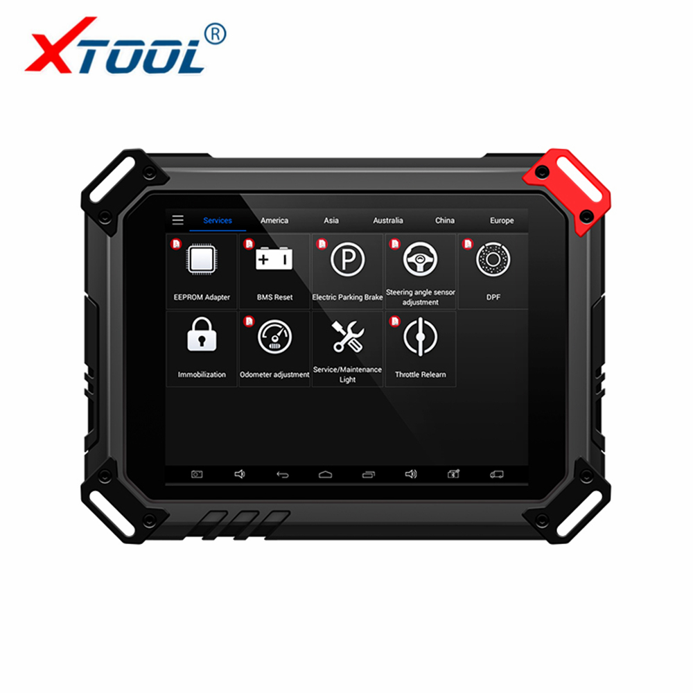 XTOOL EZ500 Full System Car Diagnostic tool with Special Function Auto Key Programmer and Odometer Correction Tool Update Free