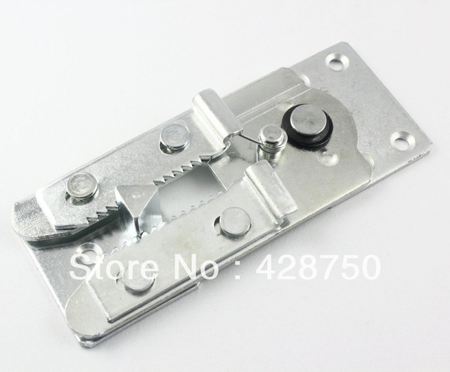 Sectional sofa couch connector snap style in cabinet for Sofa connectors